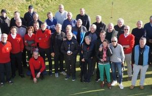 Interclub 35 au golf de Dinard du 22 janvier